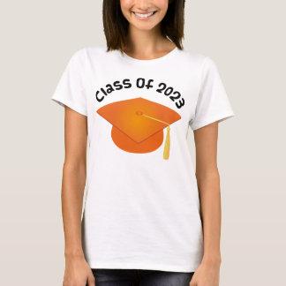 Class of 2023 Graduation Hat Gift T-Shirt