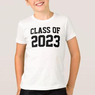 Class of 2023 ringer shirt