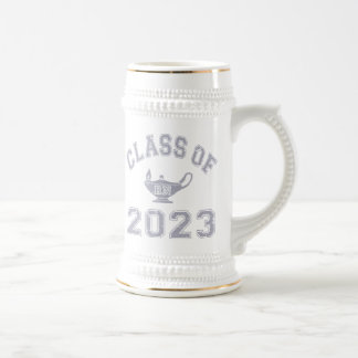 Class Of 2023 RN (Registered Nurse) - Grey 2 Beer Stein