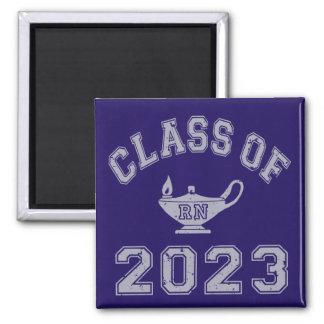 Class Of 2023 RN (Registered Nurse) - Grey 2 Magnet