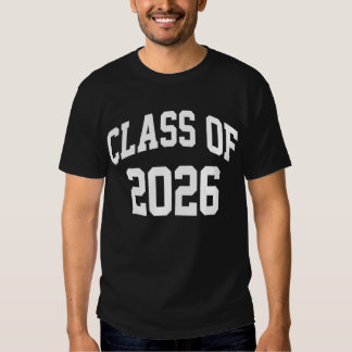Class Of 2026 Shirt