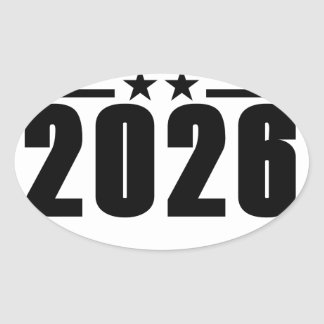 Class Of 2026 Shirts '.png Oval Sticker