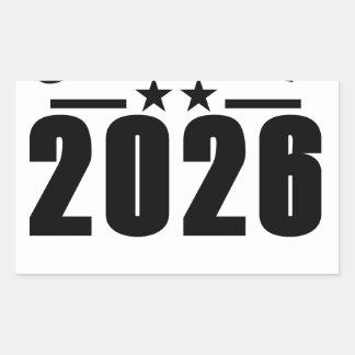 Class Of 2026 Shirts '.png Rectangular Sticker