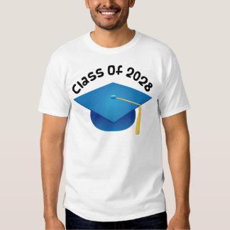 Class of 2028 Graduate Gift T Shirt