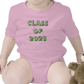 Class of 2028 Infant Creeper (Onesy)