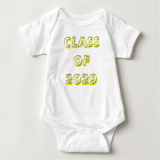 Class of 2029 Infant Creeper (Onesy)