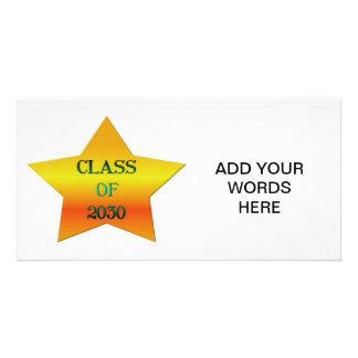 Class of 2030 card
