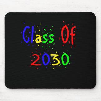 Class Of 2030 Mousepad