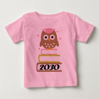 Class of 2030 Owl Books T-shirt