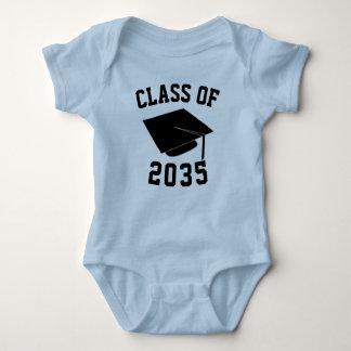 Class of 2035 Baby Shirt