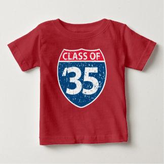 Class of 2035 Baby T-Shirt