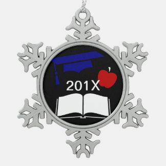 Class of 20xx Customizable Graduation Cap Ornaments
