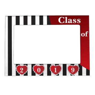 Class of 20XX  - Graduation Magnetic Photo Frame