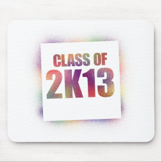 Class of 2k13, Class of 2013 Mouse Pad