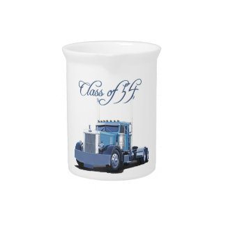 Class of '54 Trucker Apparel Beverage Pitcher