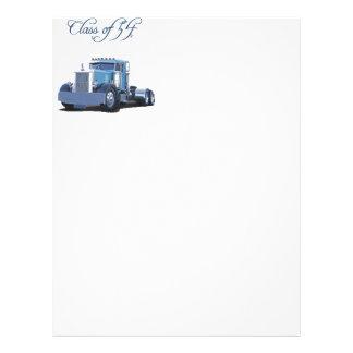 Class of '54 Trucker Apparel Letterhead