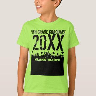 Class of 5th Grade Graduate T-Shirt