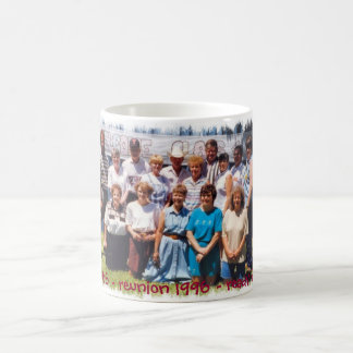 class of '66 - reunion 1996  coffee mug