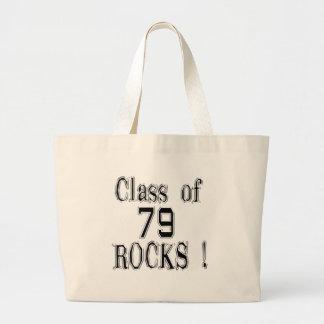 Class of '79 Rocks! Tote Bag