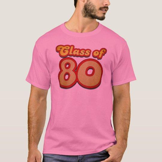 Class of 80 T-Shirt