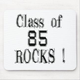 Class of '85 Rocks! Mousepad