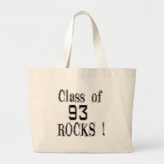 Class of '93 Rocks! Tote Bag
