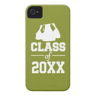 Class of ANY year custom Blackberry case