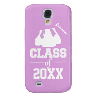 Class of ANY year custom cases Samsung Galaxy S4 Case