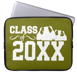 Class of ANY year custom laptop sleeve