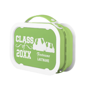 Class of ANY year custom lunch boxes