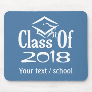 Class of ANY YEAR custom mousepad