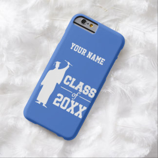 Class of ANY year custom text & color cases