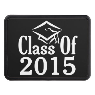 Class of ANY year custom text & color hitch cover
