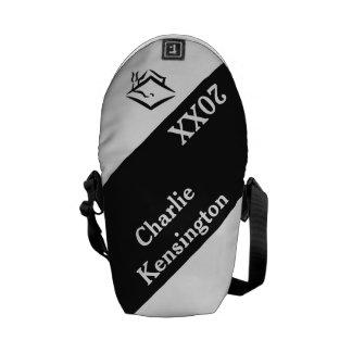 CLASS OF ... custom name & color messenger bags