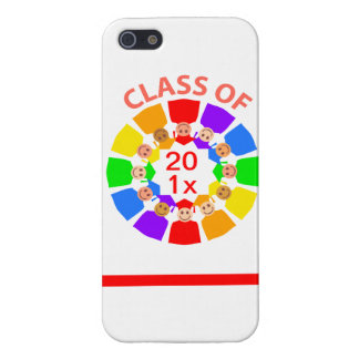 Class of ... Flower, Customizable Cover For iPhone SE/5/5s