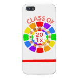 Class of ... Flower, Customizable Cover For iPhone 5