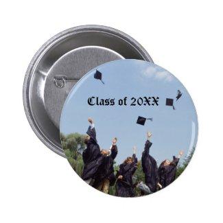 graduating class button