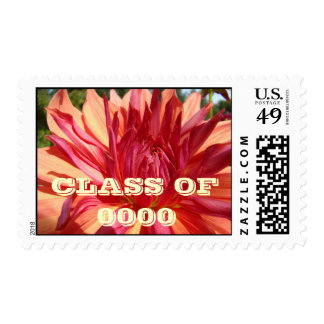 Class of ... Graduating Class postage stamps