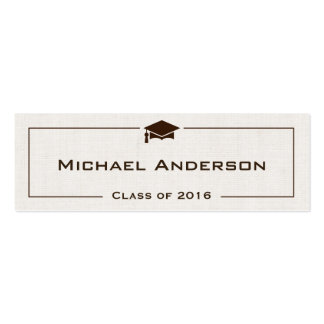 ... Business Cards and Graduation Name Business Card Templates | Zazzle