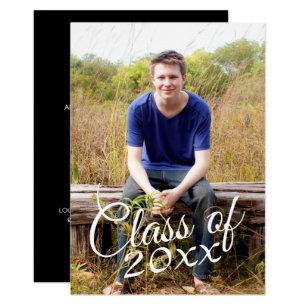 high school graduation invitations zazzle