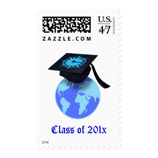 Class of ... postage