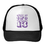 Class of two thousand 13 - Purple Hat