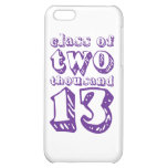Class of two thousand 13 - Purple iPhone 5C Covers