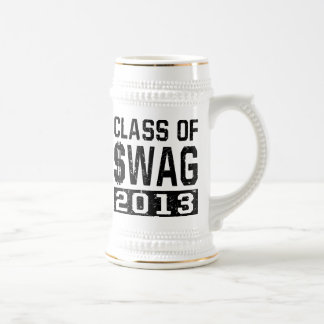 Class Of $WAG 2013 Beer Stein