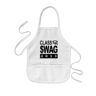 Class Of $WAG 2013 Kids' Apron