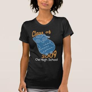Class Owl T Shirt