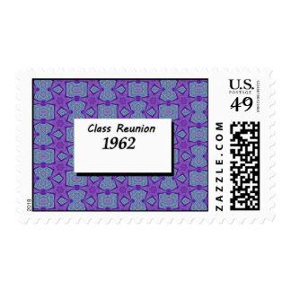 Class Reunion 1962 Stamps