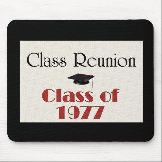 Class Reunion 1977 Mouse Pads