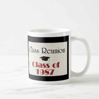 Class Reunion 1987 Coffee Mug