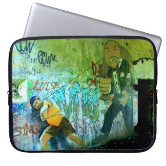 Class struggle graffiti art case